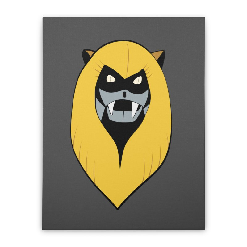 Ookla Home Stretched Canvas by 21 Squirrels Brewery Shop