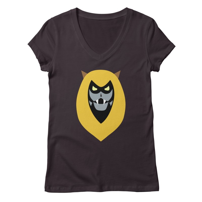Ookla - simple Women's V-Neck by 21 Squirrels Brewery Shop