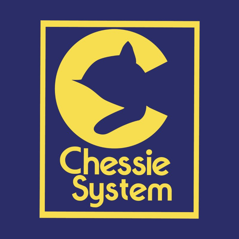 Chessie System Railroad Logo by 21 Squirrels Brewery Shop