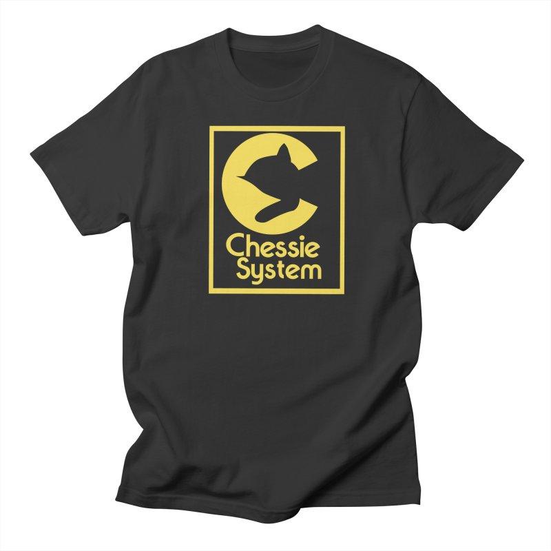 Chessie System Railroad Logo Women's Regular Unisex T-Shirt by 21 Squirrels Brewery Shop