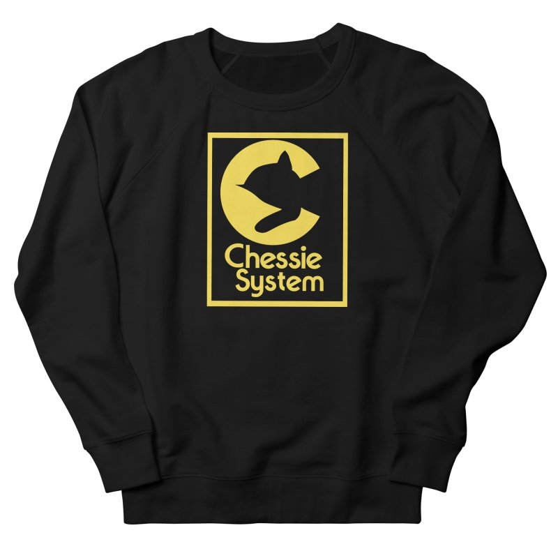 Chessie System Railroad Logo Men's French Terry Sweatshirt by 21 Squirrels Brewery Shop
