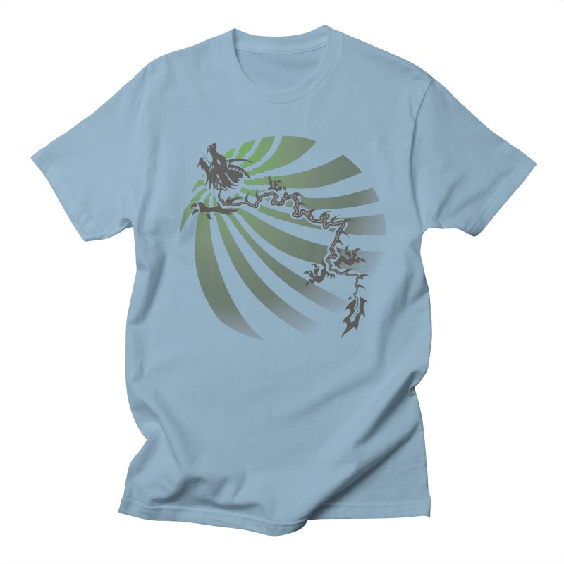 The Dragon - Burst - US129 Women's Regular Unisex T-Shirt by 21 Squirrels Brewery Shop