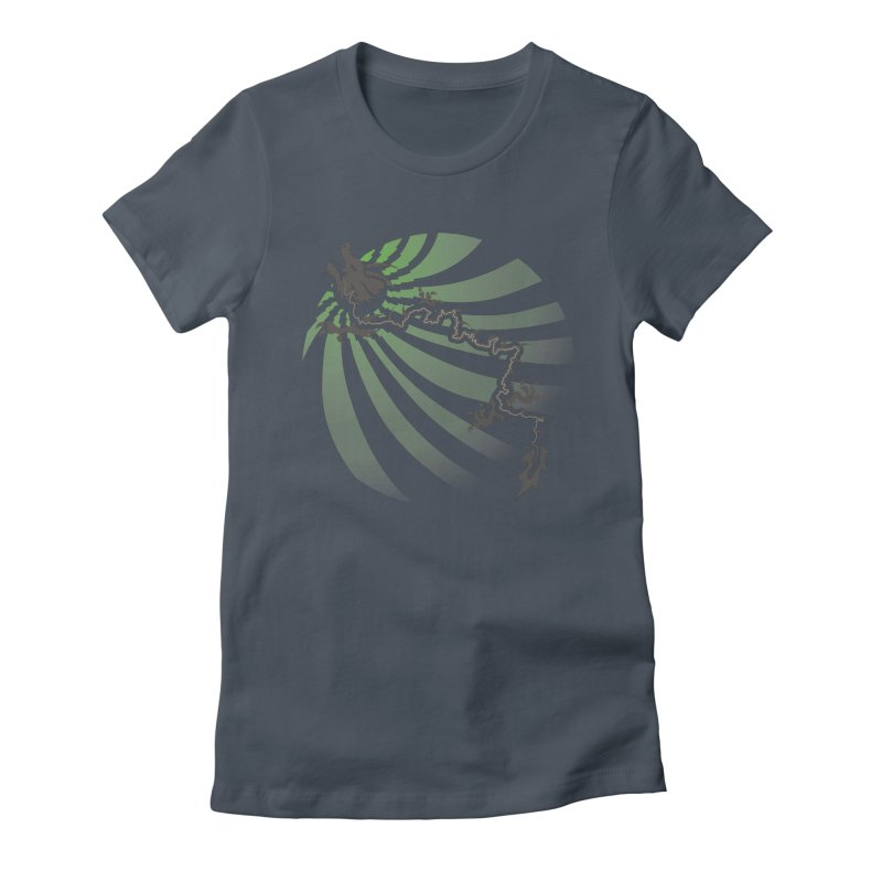 The Dragon - Burst - US129 Women's T-Shirt by 21 Squirrels Brewery Shop