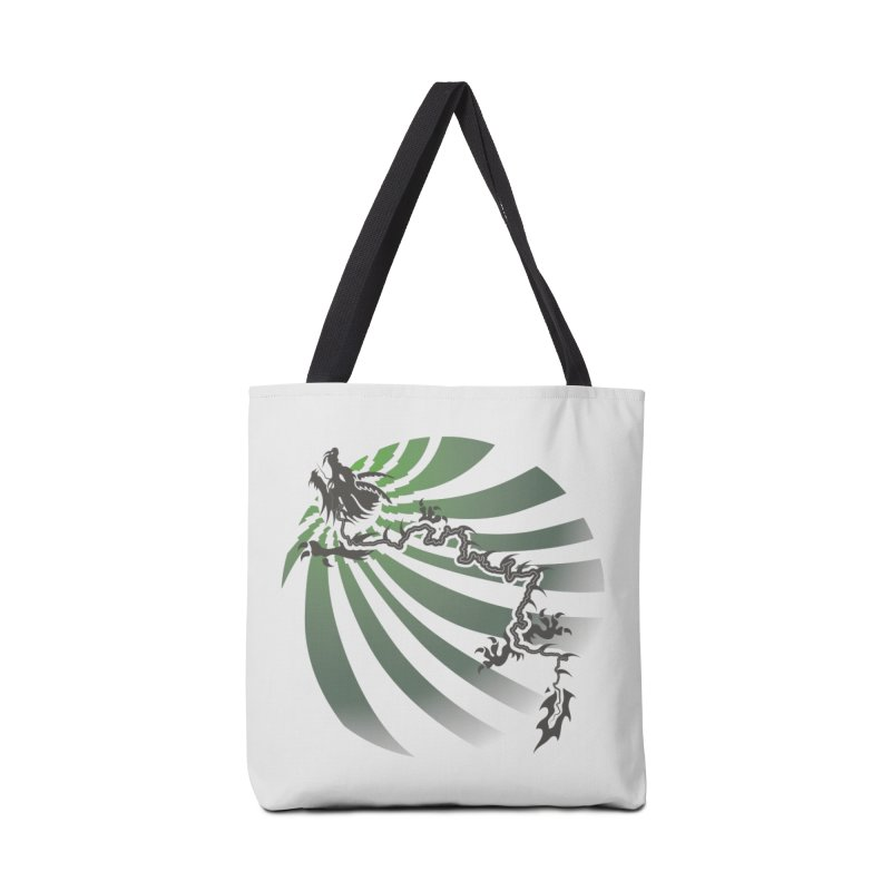 The Dragon - Burst - US129 Accessories Bag by 21 Squirrels Brewery Shop