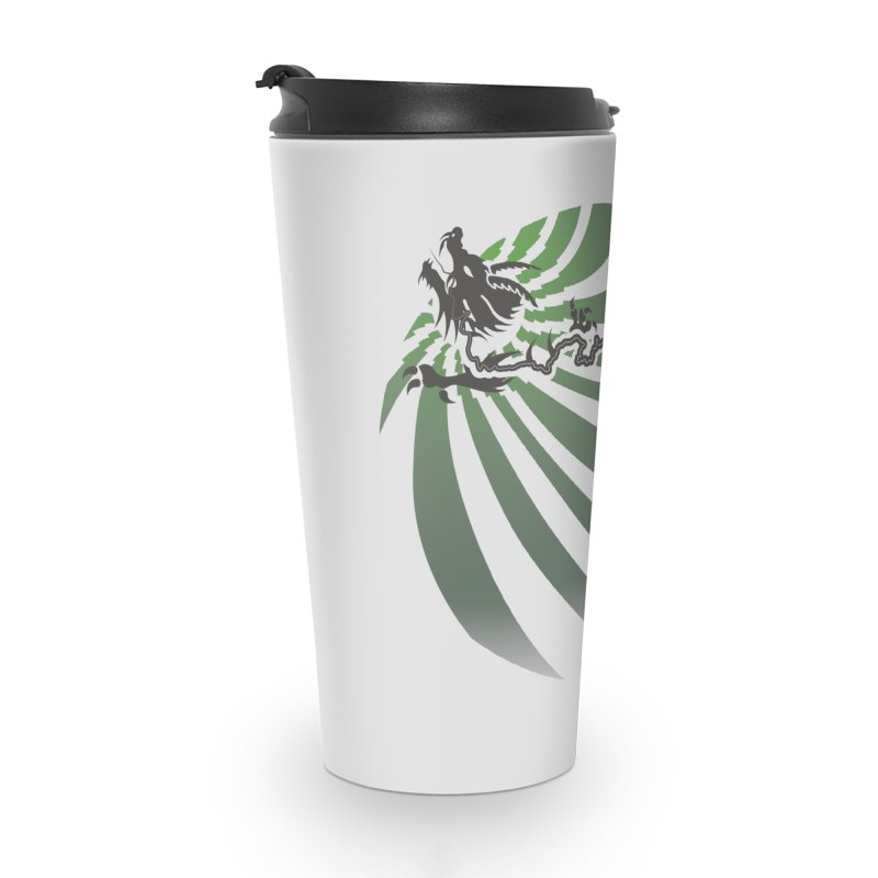 The Dragon - Burst - US129 Accessories Travel Mug by 21 Squirrels Brewery Shop