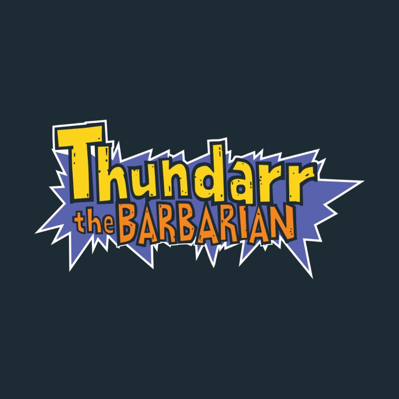 Thundarr The Barbarian - Cartoon Logo by 21 Squirrels Brewery Shop