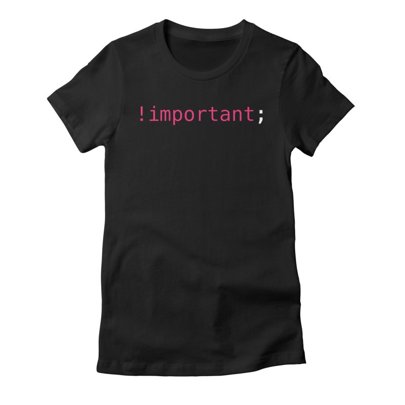 !important; -dark color Women's Fitted T-Shirt by 21 Squirrels Brewery Shop