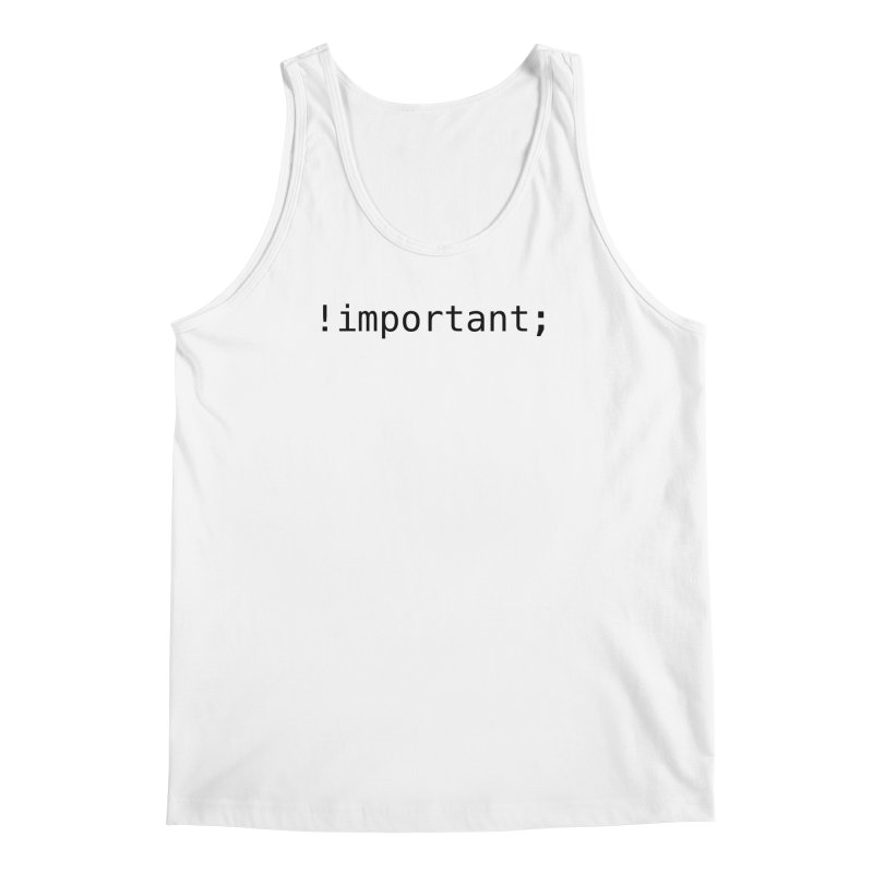 !important; - light Men's Regular Tank by 21 Squirrels Brewery Shop