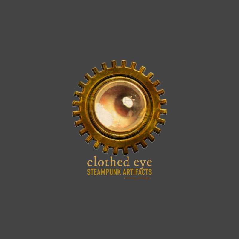 Clothed Eye Logo - Steampunk Artifacts by 21 Squirrels Brewery Shop