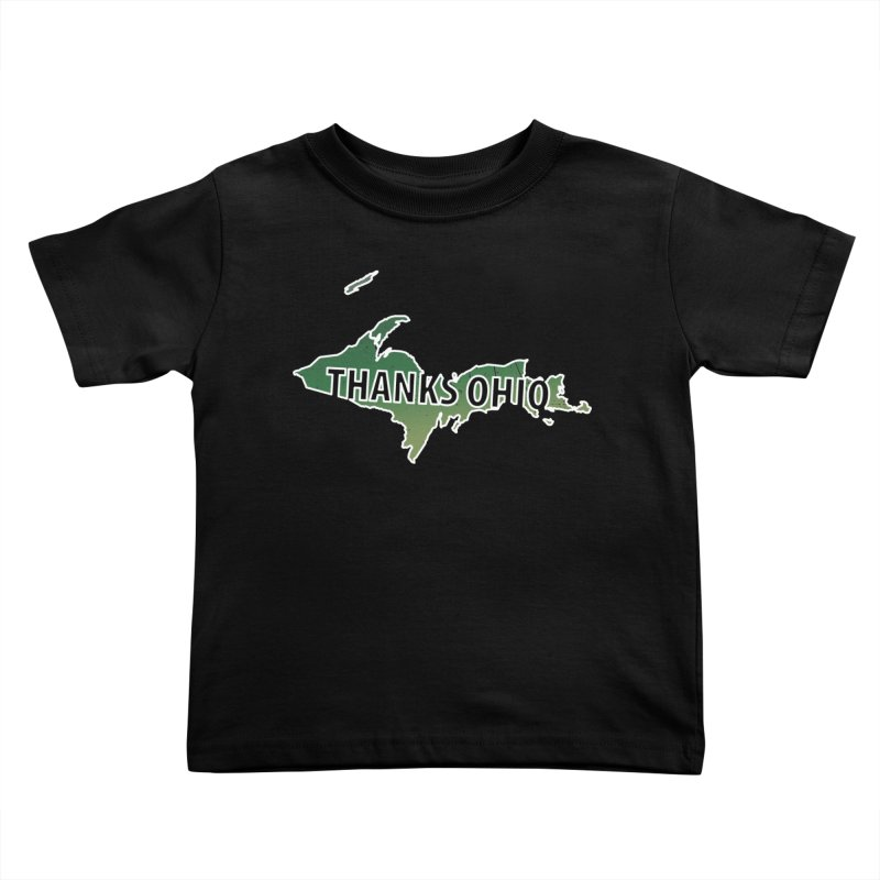 Thanks Ohio! Kids Toddler T-Shirt by 21 Squirrels Brewery Shop