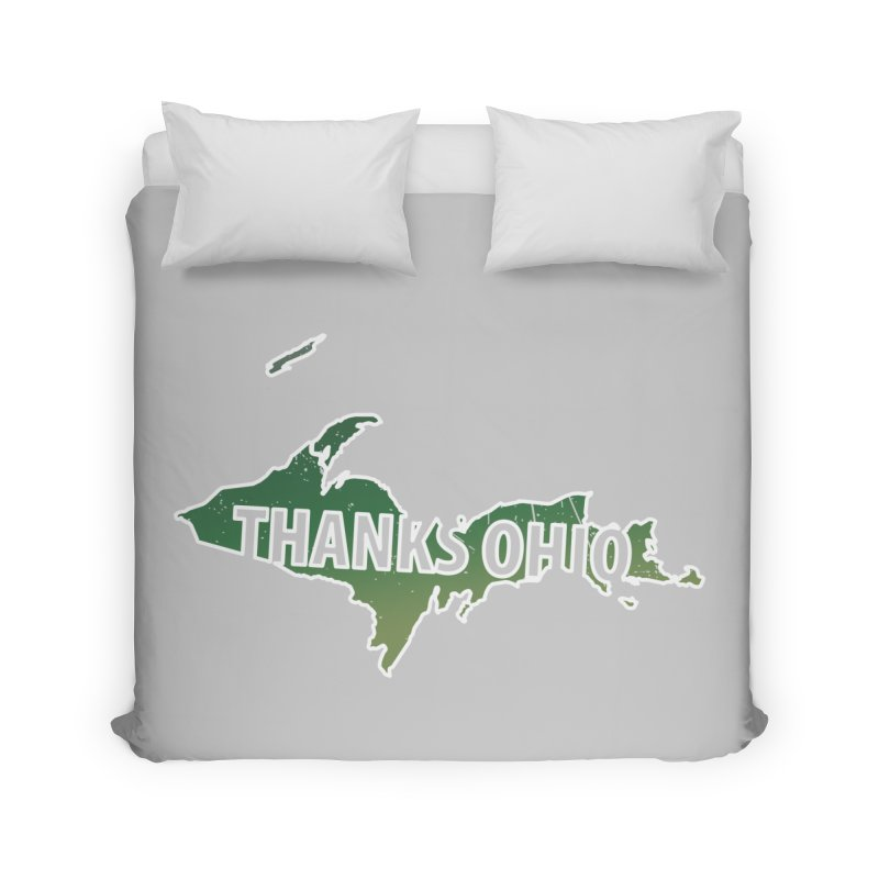 Thanks Ohio! Home Duvet by 21 Squirrels Brewery Shop
