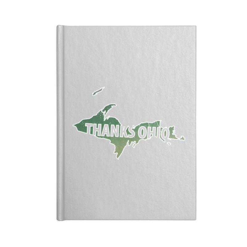 Thanks Ohio! Accessories Notebook by 21 Squirrels Brewery Shop