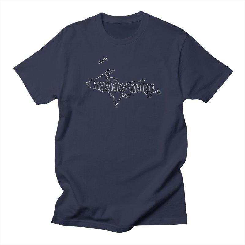 Thanks Ohio! Men's Regular T-Shirt by 21 Squirrels Brewery Shop