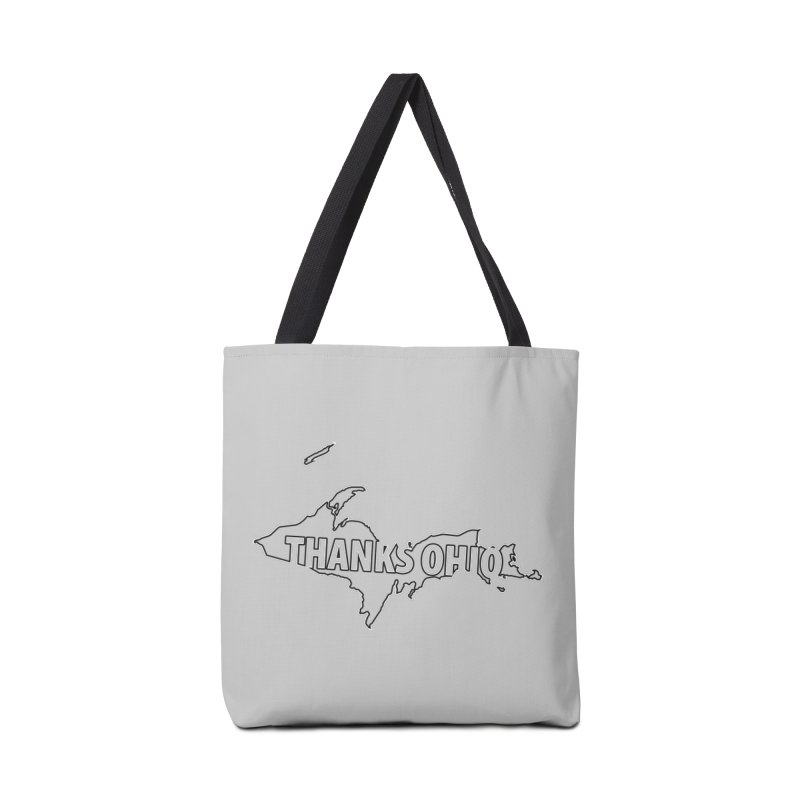 Thanks Ohio! Accessories Tote Bag Bag by 21 Squirrels Brewery Shop
