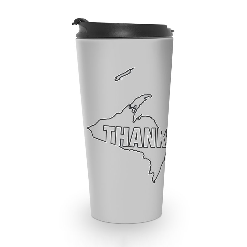 Thanks Ohio! Accessories Travel Mug by 21 Squirrels Brewery Shop