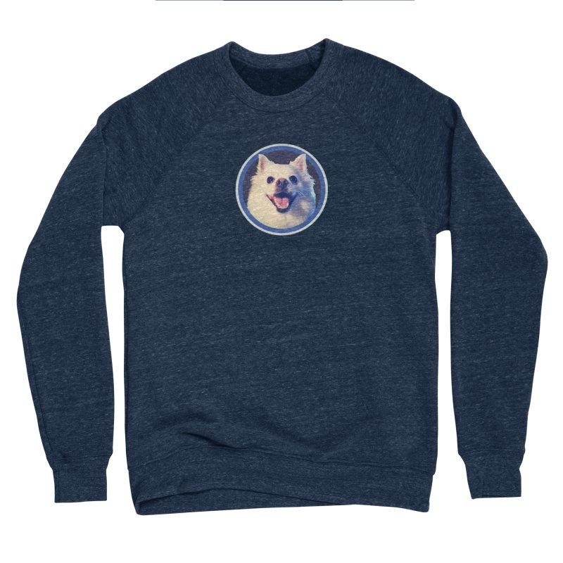 Connie is very happy Women's Sponge Fleece Sweatshirt by 21 Squirrels Brewery Shop