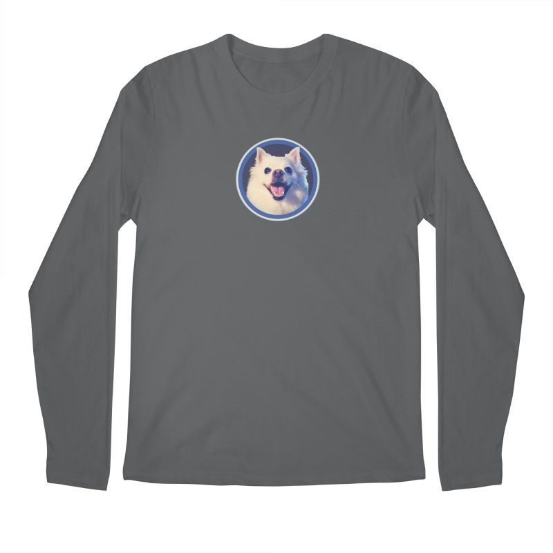 Connie is very happy Men's Longsleeve T-Shirt by 21 Squirrels Brewery Shop