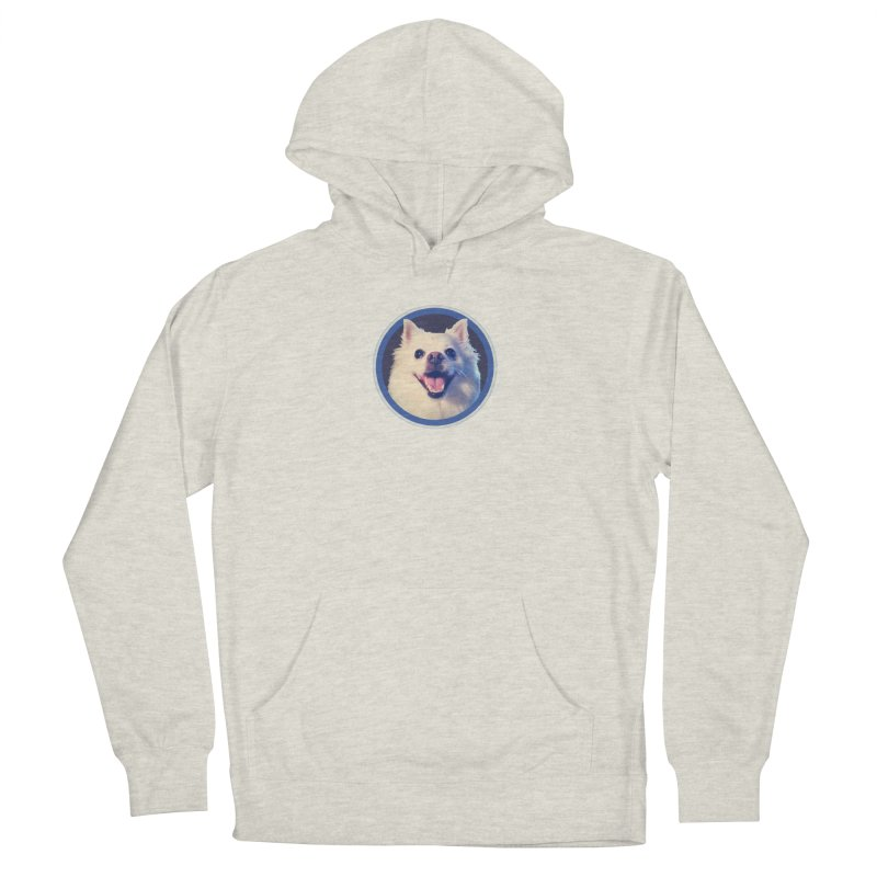 Connie is very happy Women's French Terry Pullover Hoody by 21 Squirrels Brewery Shop