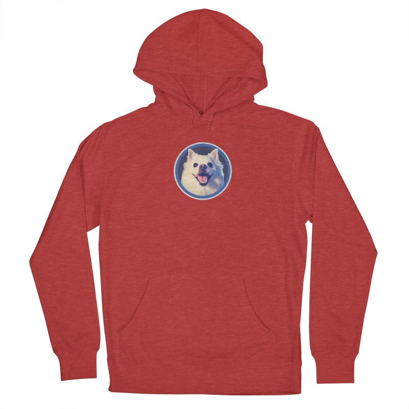 Connie is very happy Men's French Terry Pullover Hoody by 21 Squirrels Brewery Shop