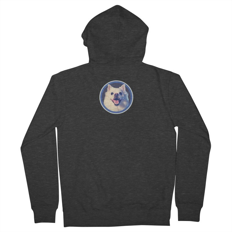 Connie is very happy Women's Zip-Up Hoody by 21 Squirrels Brewery Shop