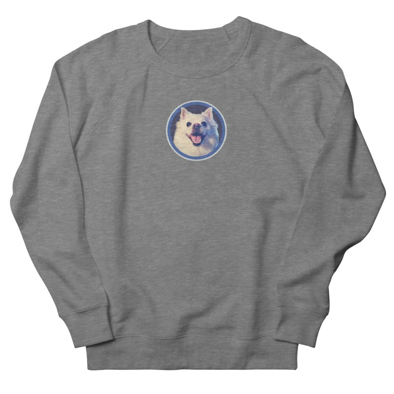 Connie is very happy Men's French Terry Sweatshirt by 21 Squirrels Brewery Shop