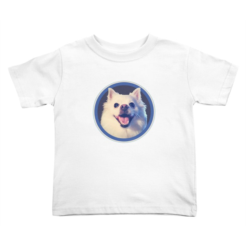 Connie is very happy Kids Toddler T-Shirt by 21 Squirrels Brewery Shop