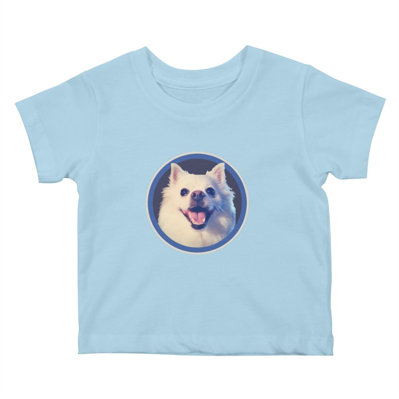 Connie is very happy Kids Baby T-Shirt by 21 Squirrels Brewery Shop