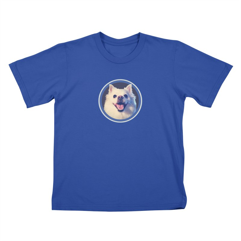 Connie is very happy Kids T-Shirt by 21 Squirrels Brewery Shop