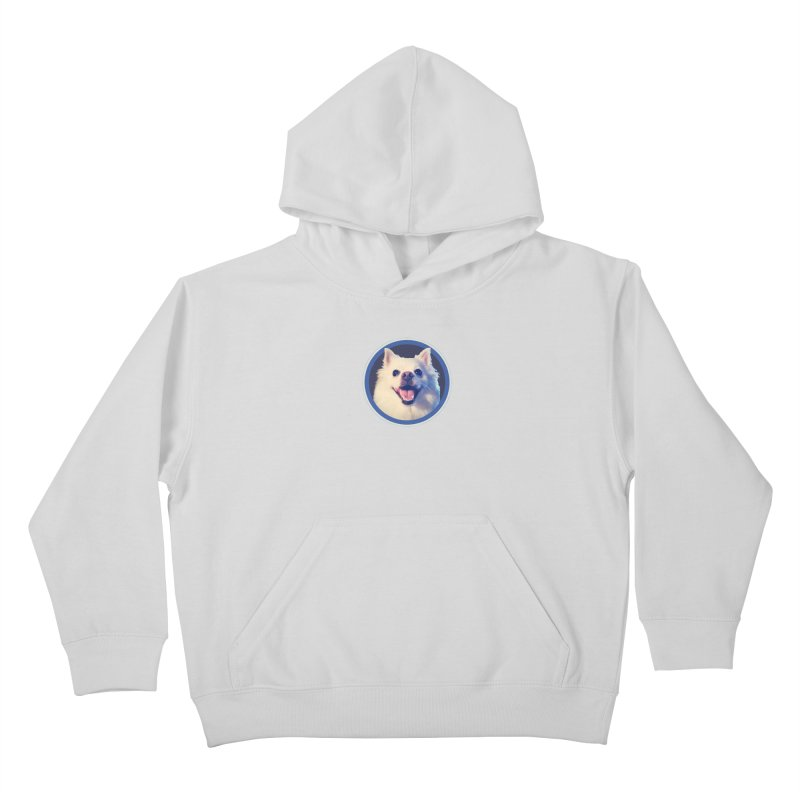 Connie is very happy Kids Pullover Hoody by 21 Squirrels Brewery Shop