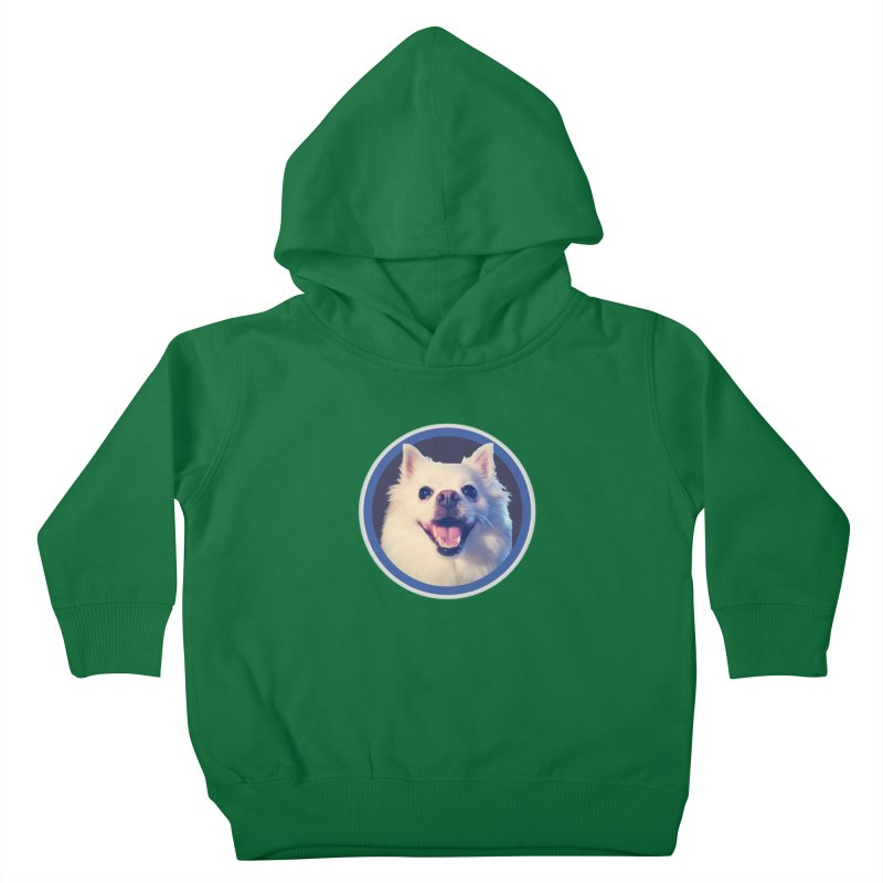 Connie is very happy Kids Toddler Pullover Hoody by 21 Squirrels Brewery Shop