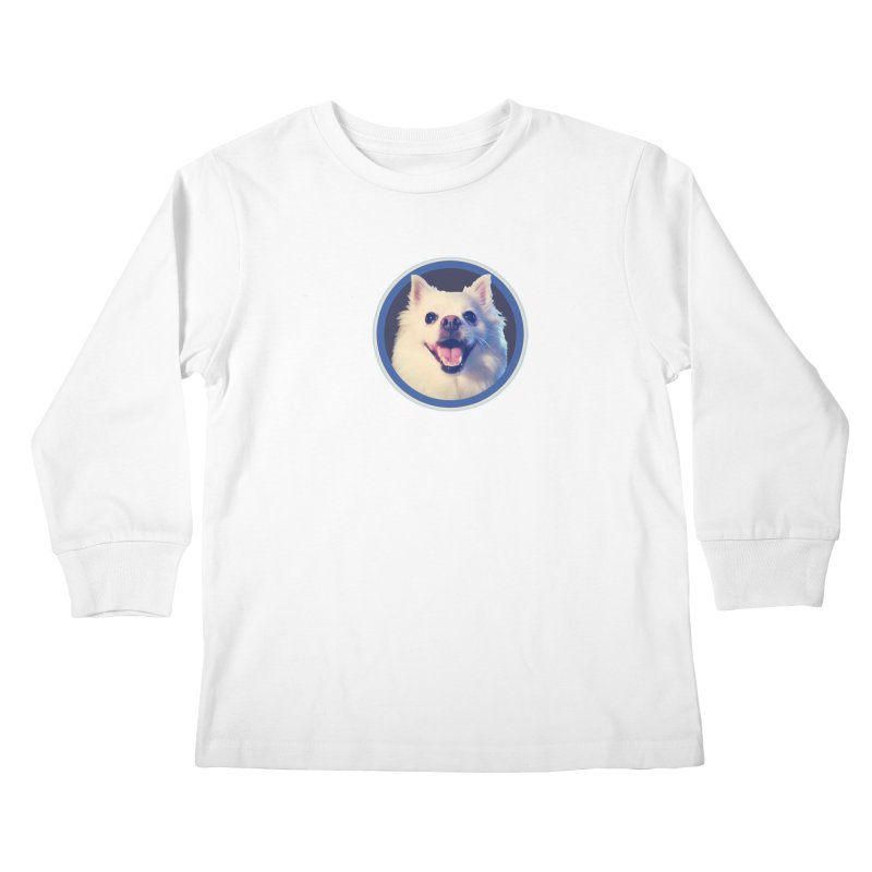 Connie is very happy Kids Longsleeve T-Shirt by 21 Squirrels Brewery Shop