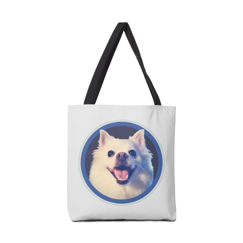 Connie is very happy Accessories Tote Bag Bag by 21 Squirrels Brewery Shop