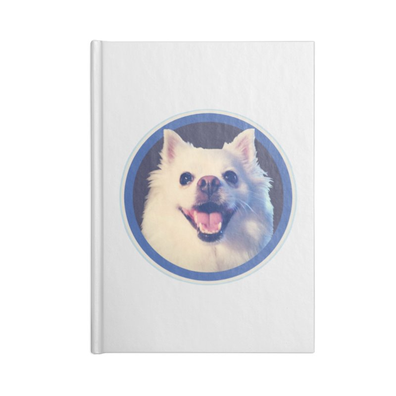Connie is very happy Accessories Blank Journal Notebook by 21 Squirrels Brewery Shop