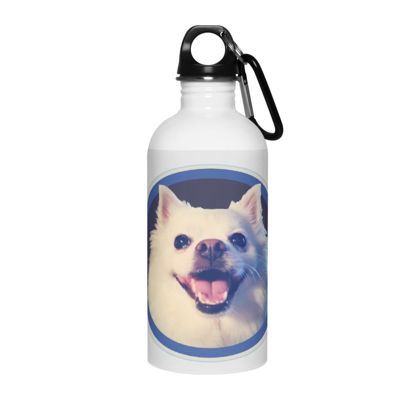 Connie is very happy Accessories Water Bottle by 21 Squirrels Brewery Shop