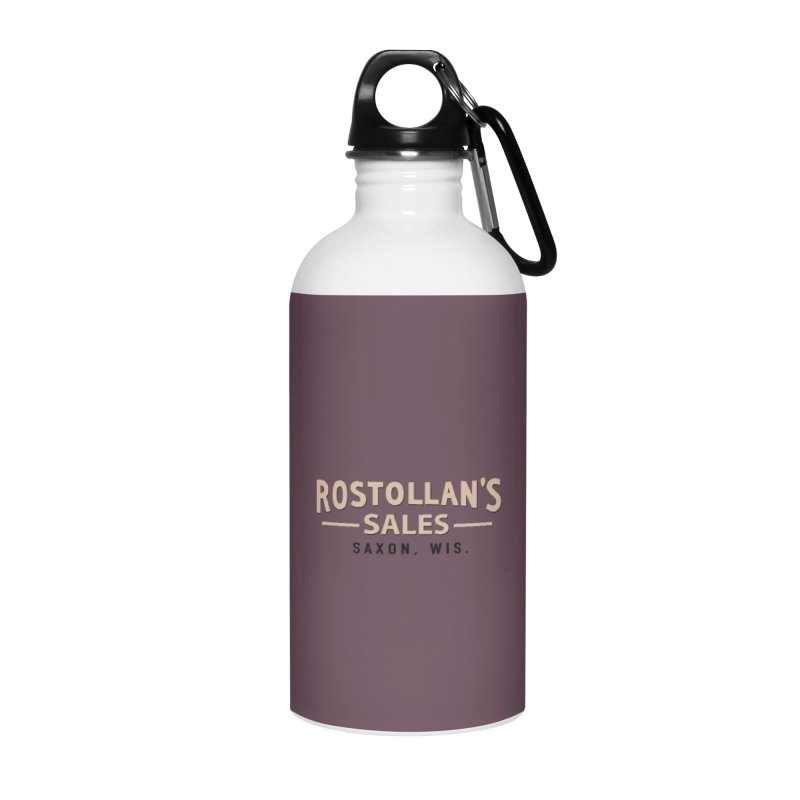 Rostollan's Sales Accessories Water Bottle by 21 Squirrels Brewery Shop