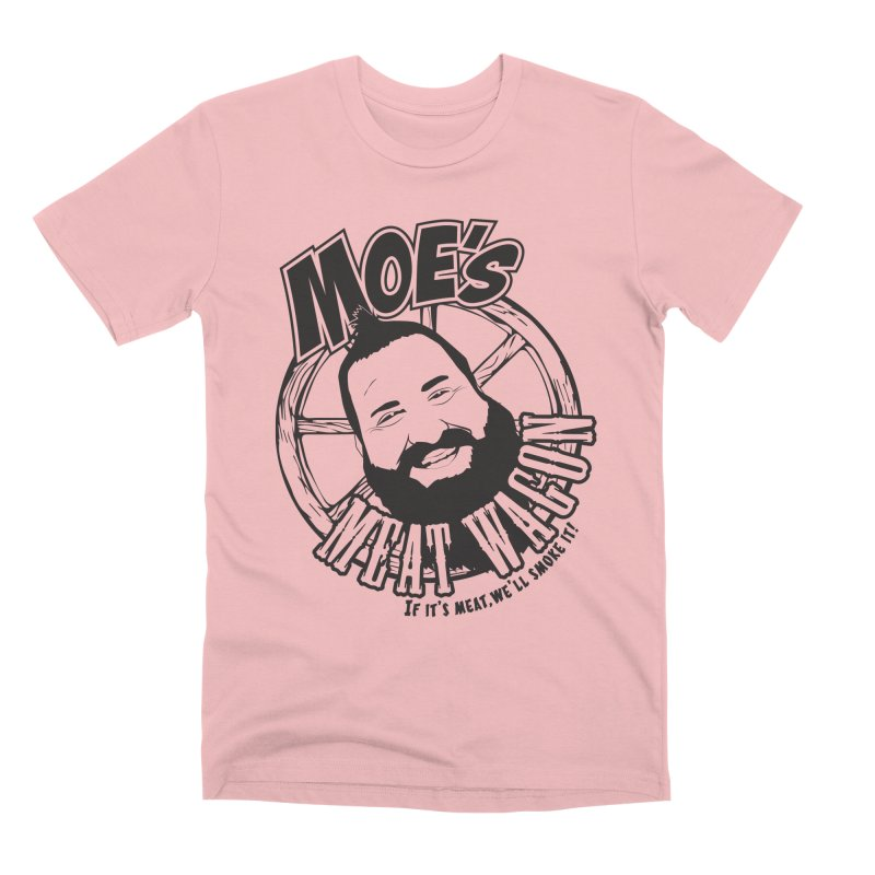 Moe's Meat Wagon Men's Premium T-Shirt by 21 Squirrels Brewery Shop