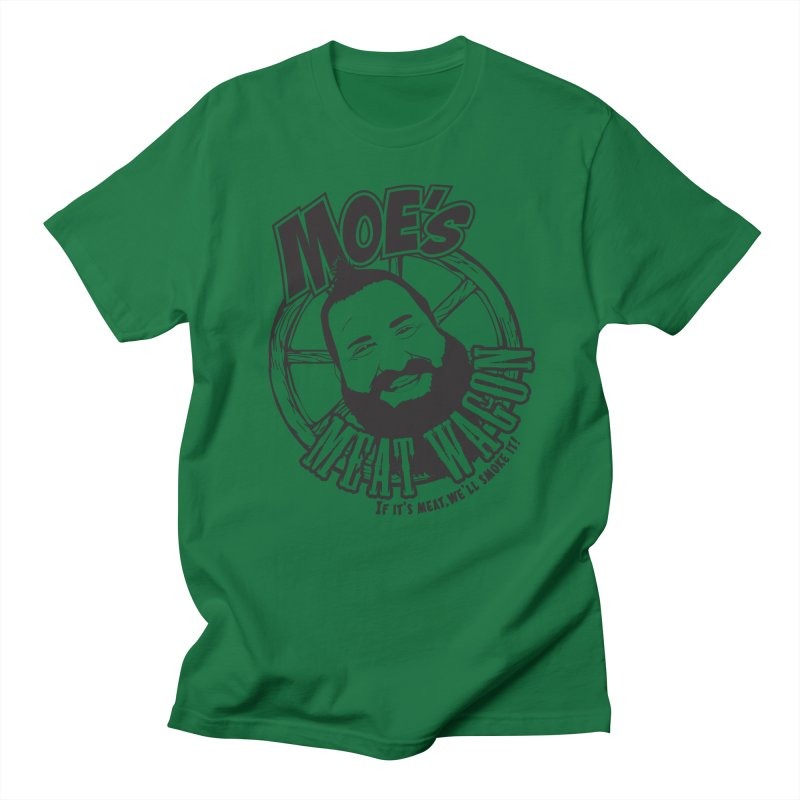 Moe's Meat Wagon Men's T-Shirt by 21 Squirrels Brewery Shop