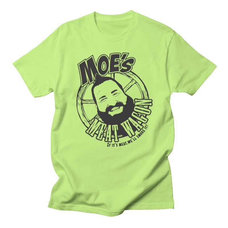 Moe's Meat Wagon Women's Regular Unisex T-Shirt by 21 Squirrels Brewery Shop