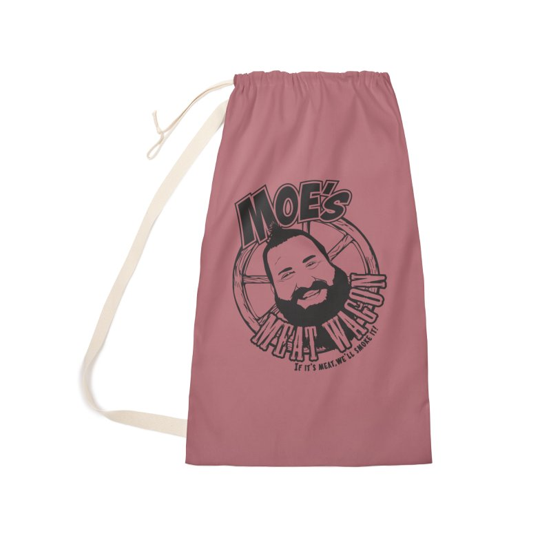 Moe's Meat Wagon Accessories Laundry Bag Bag by 21 Squirrels Brewery Shop
