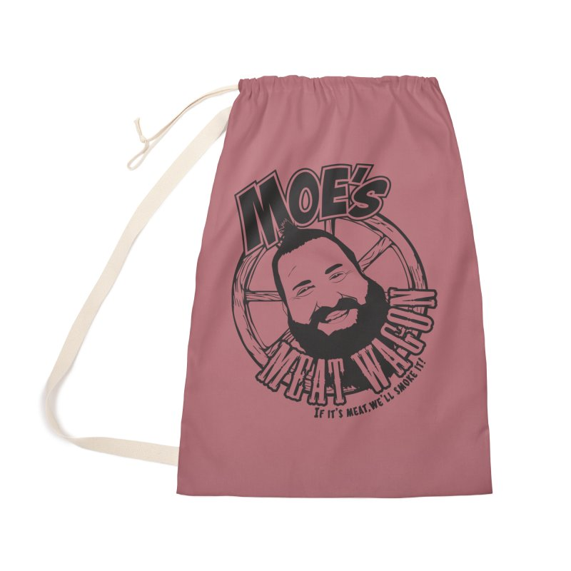 Moe's Meat Wagon Accessories Bag by 21 Squirrels Brewery Shop