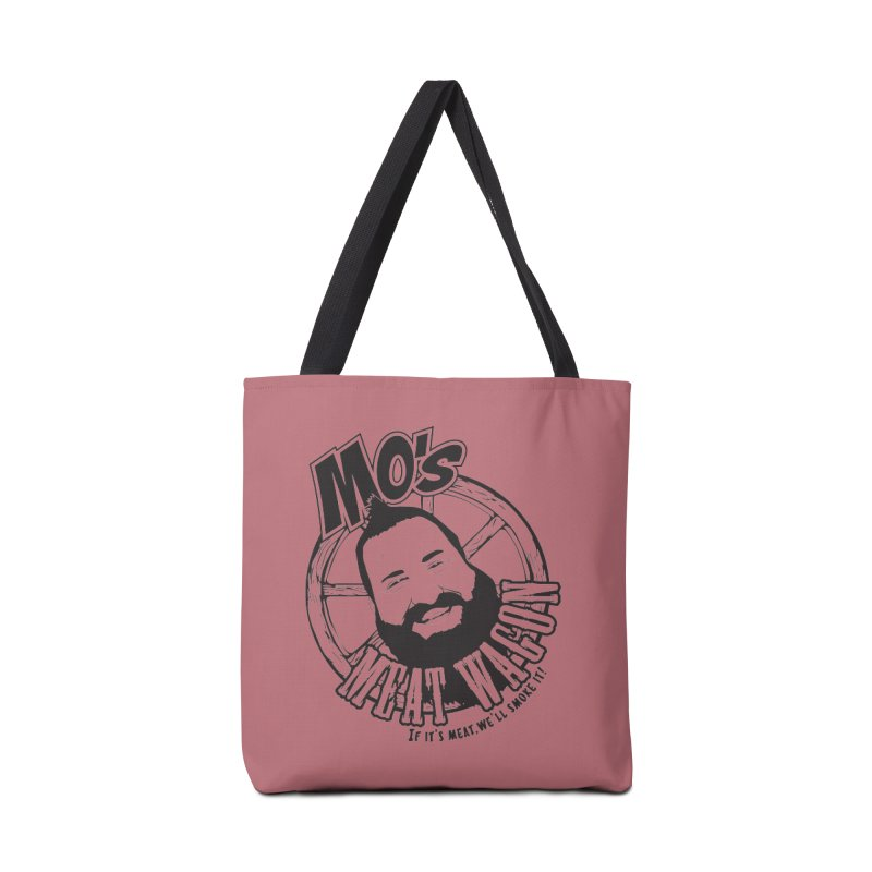 Mo's Meat Wagon Accessories Bag by 21 Squirrels Brewery Shop