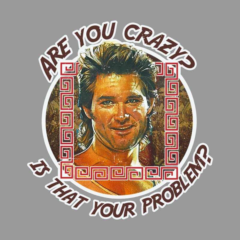 Are you crazy? Is that your problem? Men's T-Shirt by 21 Squirrels Brewery Shop