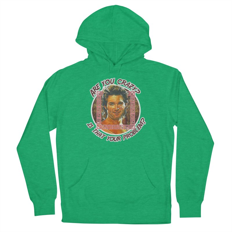 Are you crazy? Is that your problem? Women's Pullover Hoody by 21 Squirrels Brewery Shop