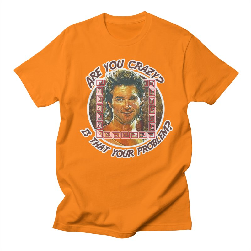 Are you crazy? Is that your problem? Men's Regular T-Shirt by 21 Squirrels Brewery Shop