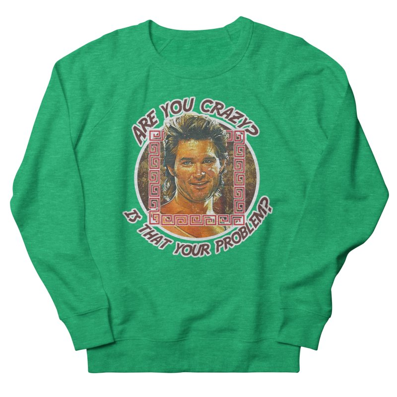 Are you crazy? Is that your problem? Women's Sweatshirt by 21 Squirrels Brewery Shop