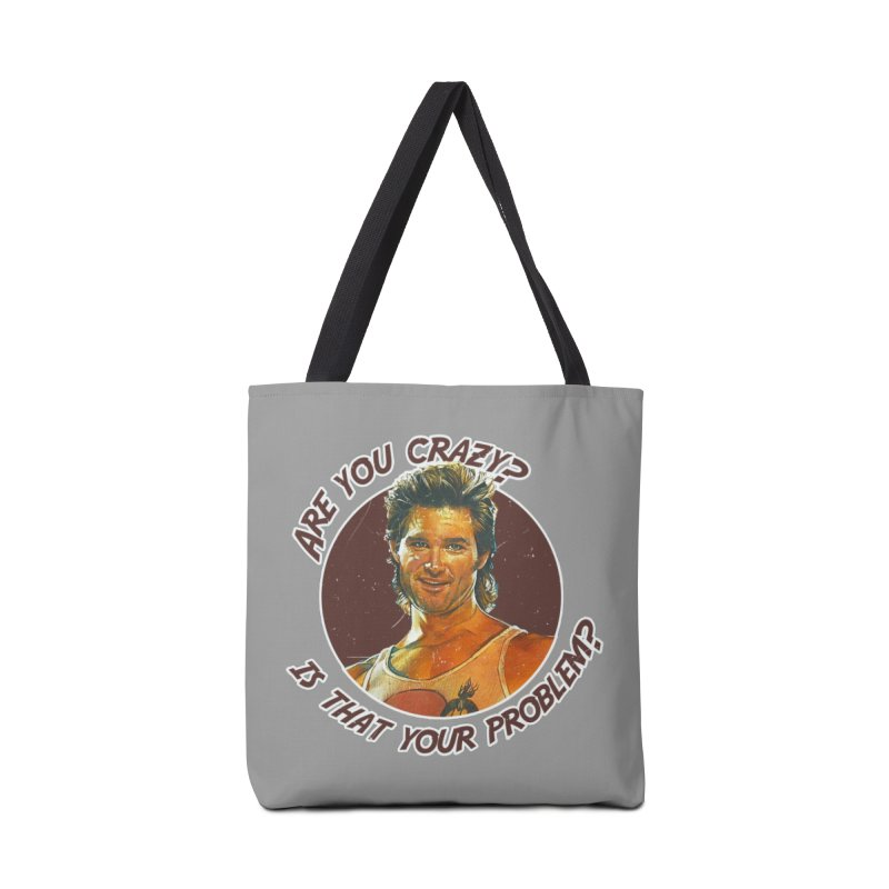 Are you crazy? Is that your problem? Accessories Bag by 21 Squirrels Brewery Shop