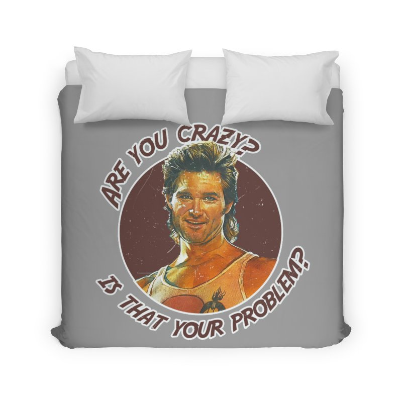 Are you crazy? Is that your problem? Home Duvet by 21 Squirrels Brewery Shop