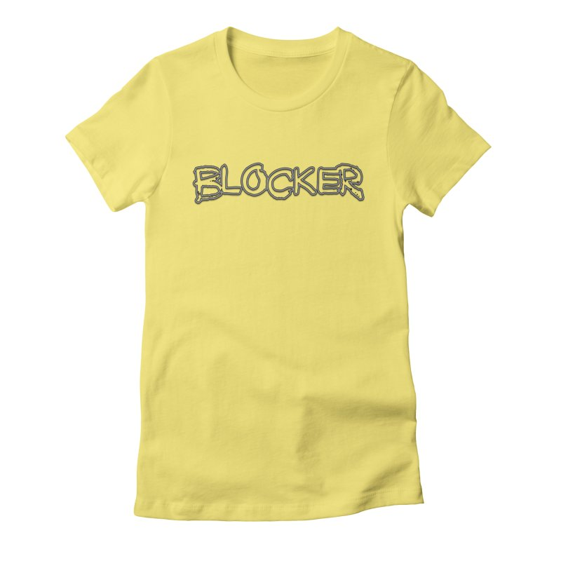 Blocker Women's T-Shirt by 21 Squirrels Brewery Shop