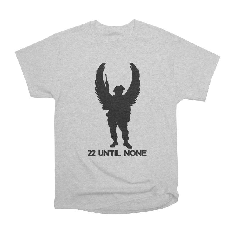 22 Until None Logo Black Women's T-Shirt by 22UntilNone's Shop
