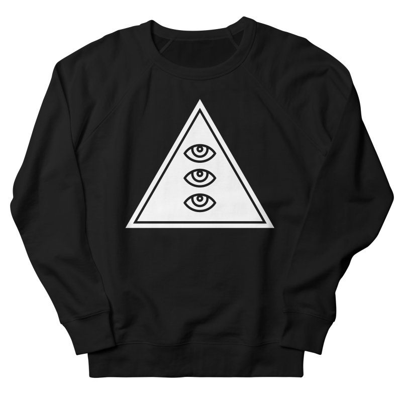 Divine Eyes Men's Sweatshirt by 2556 - Works by Jeremy Burns
